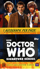 2017 TOPPS DOCTOR WHO SIGNATURE SERIES TRADING CARDS HOBBY SEALED BOX - IN STOCK