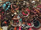VINTAGE TO NOW JUNK DRAWER wearable JEWELRY LOT Over 7lbs