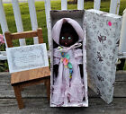 SWEET B2 AURORA BLACK Anili Doll with Original Box Certificate Imported Italy