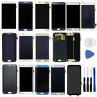 Samsung Galaxy S6 S7 Edge S8 Plus LCD Display Touch Screen Digitizer Assembly US