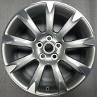 BUICK REGAL LACROSSE 19 FACTORY OEM MACHINED HYPER SILVER WHEEL RIM 4097