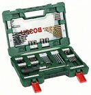 Bosch Drill And Screwdriver Bit Set With Ratchet Screwdriver And Magnetic 91