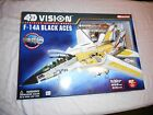 4D Master F-14A Black Aces New Factory Sealed Box 1:32 Scale