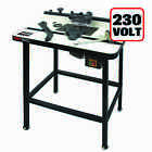 Trend Workshop router table 240V WRT FREE NEXT WORKING DAY DELIVERY