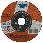 Tyrolit 41 Cutting Disc Straight, Fabric, Dimensions 178x2,0x22,23, Pack of 25