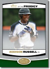 Lot of (10) 2012 Rize Addison Russell Prodigy #P-16