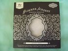 Tattered Angels Glimmer Screens Fanciful STENCILS Starter Pack Scrapbooking