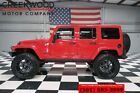 2016 Jeep Wrangler Rubicon 4x4 Lifted Hardtop 2016 Jeep Wrangler Unlimited