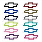 Chevrolet Chevy Bowtie Decal Many Colors and Sizes
