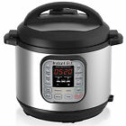 Instant Pot 7-in-1 Multi-Use Programmable Pressure Slow Rice Cooker 6 Quart Fast