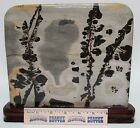 Huge Awesome Dendritic Picture Stone Jasper China Guohua Bonsai Suiseki 9 x82