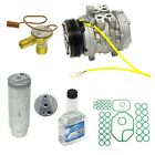 A C Compressor  Component Kit Compressor Replacement Kit fits 1993 Geo Tracker