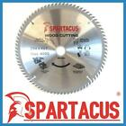 Spartacus Wood Cutting Saw Blade 254 mm x 80 Teeth x 30mm Fits Various Models