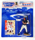 1997 Starting Lineup Tony Clark Extended Rookie Figure with Card NIP