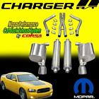NEW Performance Upgrade Dodge Charger 5.7L Corsa Cat-Back Exhaust System