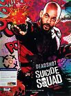Will Smith Suicide Squad Autographed Signed 11x14 Photo PSA DNA AB95599