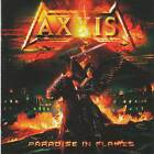 AXXIS - PARADISE IN FLAMES (2006) =RARE CD= Jewel Case+FREE GIFT Hard Rock