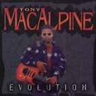 TONY MACALPINE - EVOLUTION USED - VERY GOOD CD