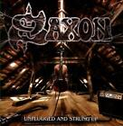 SAXON - UNPLUGGED AND STRUNG UP USED - VERY GOOD CD