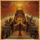 SPACE EATER - PASSING THROUGH THE FIRE TO MOLECH USED - VERY GOOD CD