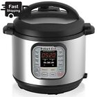 Instant Pot DUO60 6 Qt 7-in-1 Multi-Use Programmable Pressure Cooker, Slow...