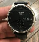 TISSOT LE LOCLE AUTOMATIC SMALL SECOND - BLACK, MENS