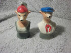 Salt And Pepper Shakers BLOSSOM VALLEY DAVE NISSEN