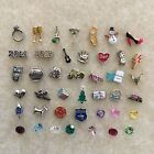 Authentic Origami Owl Charms New Retired