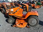 1999 Kubota G1900 18hp diesel lawn tractor with 60 mid mounted mower
