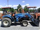 1998 New Holland 1630 27hp 4wd tractor with 7308 front loader
