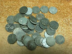 Full Roll of (50) 1943 Steel Wheat Cents P D & S Mints