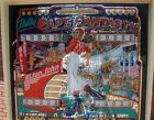 1970's Bally's Captain Fantastic Pinball Machine - It is in great working order