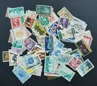 70+ mint unused vintage US postage stamp lot 1940s 1970s 3c 4c 5c 6c 8c MNH