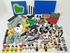 LEGO set#1788 - Pirate Treasure Chest w/ 19 pirate & islander Mini Figures & box