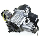 43CC 47CC 49CC 50CC 2 STROKE ENGINE MOTOR For POCKET MINI BIKE SCOOTER ATV QUAD