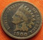 1900 UNITED STATES INDIAN HEAD PENNY 1C USA 1 CENT