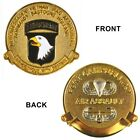 US Army Airborne Fort Campbell KY Air Assault Challenge Coin