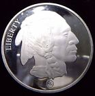 One troy ounce  - RMC Buffalo Silver Round (Republic) .999 silver FREE SHIPPING