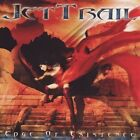 JET TRAIL - EDGE OF EXISTENCE USED - VERY GOOD CD