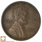 First Year - 1909 Lincoln Wheat Cent  - Over 100 Years Old! *402