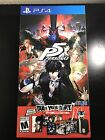 Persona 5 Take Your Heart Premium Edition Set PS4 Sony PlayStation 4 2017
