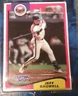 1994 Jeff Bagwell Houston Astros Unopened Starting Lineup Baseball Card