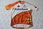 Vintage Rabobank Team cycling jersey Agu Colnago Professional Cycling Team size1