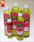 GRAPESEED OIL ORGANIC COLD PRESSED 100% PURE 2 OZ-64 OZ
