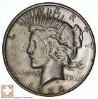 1923 S Peace Silver Dollar San Francisco Minted 90 Silver 554