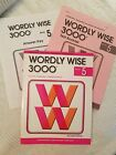 Wordly Wise set 5 5th grade Workbook Answer Key Tests Home school English