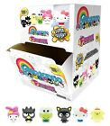 Sanrio Helo Kitty Squishy Fash'ems - Series 1 Fashems Blind Capsule - 3 Packs
