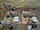 ESTATE VINTAGE PAIR of JBL 4411 CROSSOVERS with CONTROLS