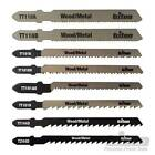 Jigsaw Blade Set 10pce Wood / Metal 959528