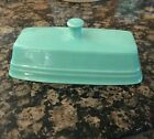 Fiestaware Contemporary Butter Dish COVER ONLY Sea Mist Green 1/4 lb